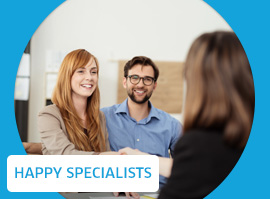 Happy Specialists