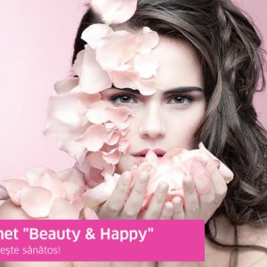 banner Beauty & Happy