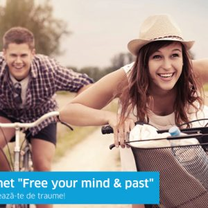 banner free your mind & past