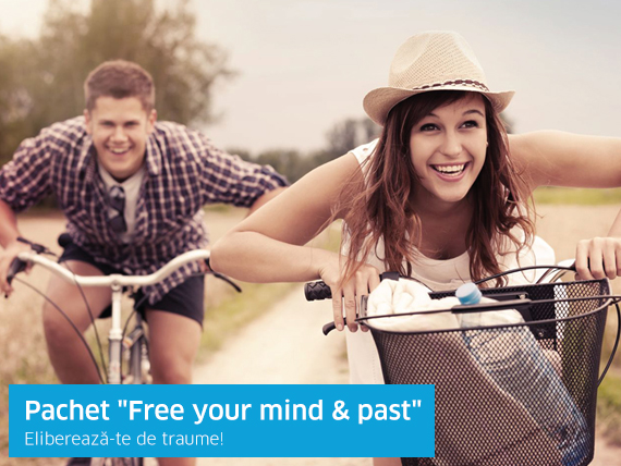 """Program integrativ """"Free your mind and your past"""""""