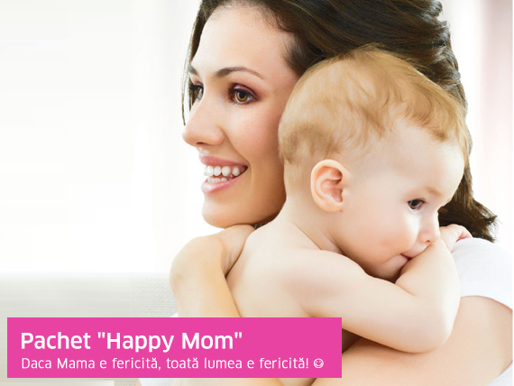 "Program integrativ ""Happy Mom"""