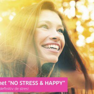 banner no stress & happy