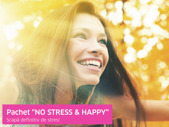 "Program integrativ ""No stress & Happy"""