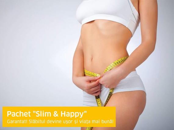 "Program integrativ ""Slim & Happy"""
